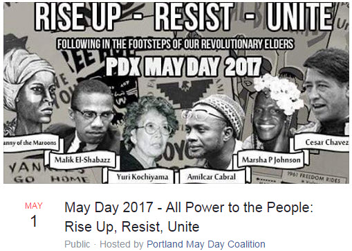 May Day 050117